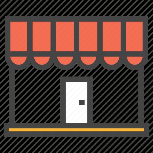 building, ecommerce, home, market, shop, store, storefront icon
