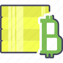 bit coins, coins, coins stack, money, payment icon