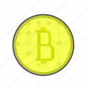 bit coins, e commerce, money, payment icon