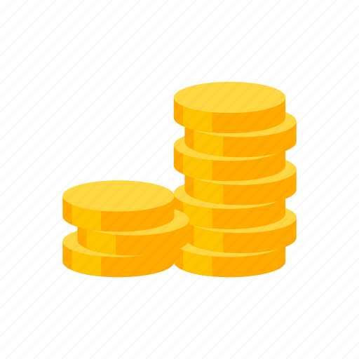 change, coins, money, payment icon