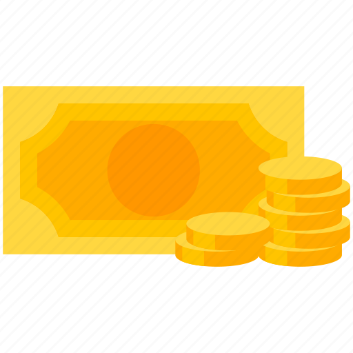 change, coins, money, pay, payment icon