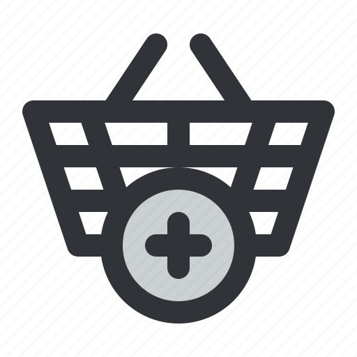 Ecommerce, add, buy, cart, plus, shopping icon - Download on Iconfinder