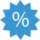currency, interest, money, percent, percentage, rate icon