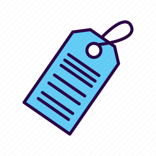 barcode, brand, commerce, market, price, shopping, tag icon