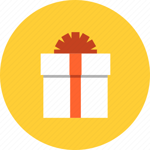 birthday, box, celebration, festive, gift, package, present, surprise icon
