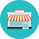 bar, bistro, cafe, market, retail, shop, shopping, store icon