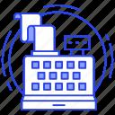 checkout, e-commerce, order checkout, receipt, stripe terminal icon