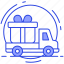 cargo, logistic delivery, parcel delivery, quick delivery, shipment icon