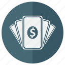 bank, banking, budget, business, buy, cash, cash out, coin, credit, currency, dollar, dollars, donate, earn, ecommerce, finance, financial, investment, money, offer, order, pay, payment, price, salary, sale, sell, shop, shopping icon