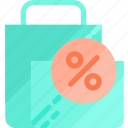 bag, buy, discount, fashion, package, shop, shopping icon
