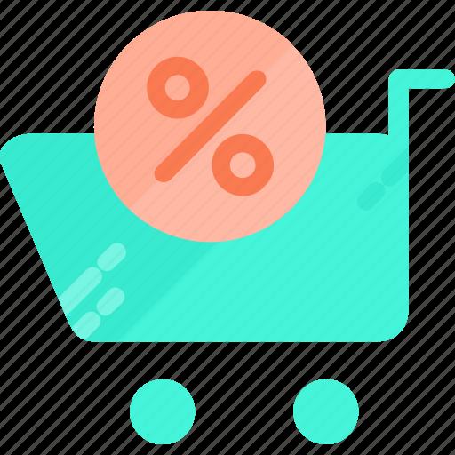 buy, cart, discount, fashion, give, shop, shopping icon