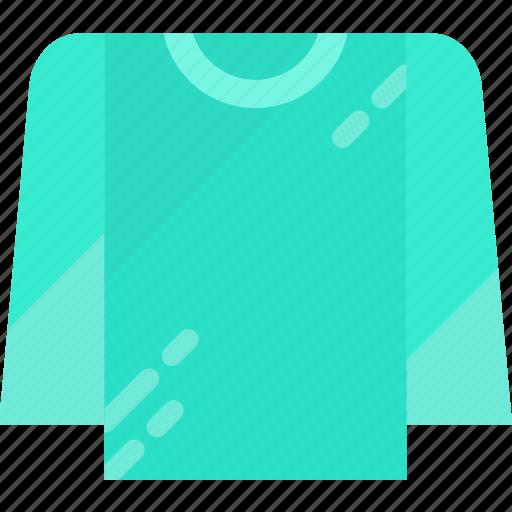 fashion, long, male, man, shirt, shop, tshirt icon