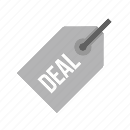 deal, deals, ecommerce, offer, retail, special, tag icon
