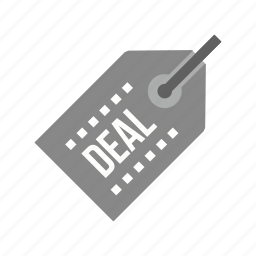 advertising, deal, ecommerce, offer, online, retail, tag icon