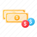 billing, cash, currency, dollar, financial, money, payment icon