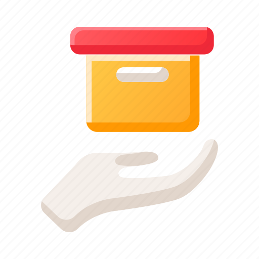 delivery, delivery box, package, service, shipping, shopping icon