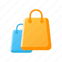 purchase, sale, shop, shopaholic, shopping bags, supermarket icon