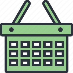 basket, checkout, ecommerce, shopping, store icon