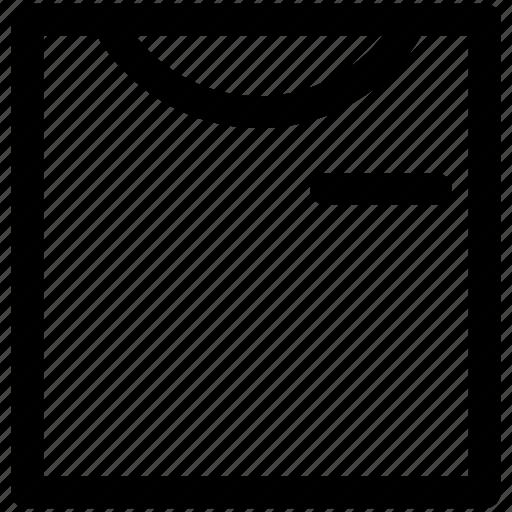 Clothing, ecommerce, fashion, man, shop, tshirt, wear icon - Download on Iconfinder