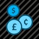 cash, currencies, currency, dollar, money