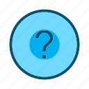 help, info, information, question icon