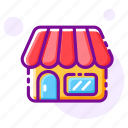 department store, mall, retail, shop, shopping, store icon