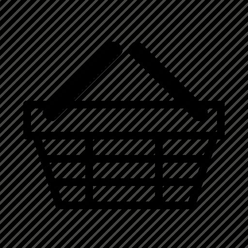 cart, mini, sale, shopping basket icon