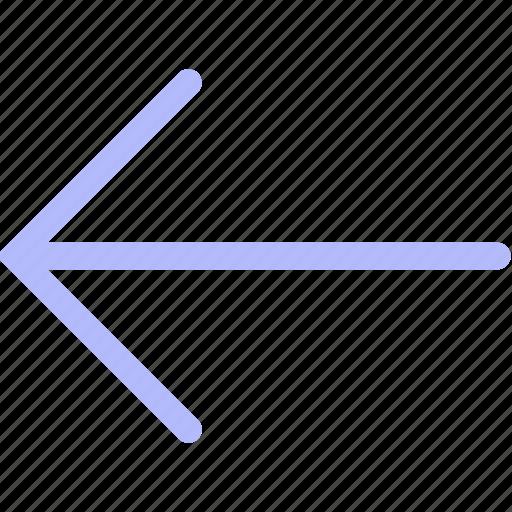 arrow, back, mix, set icon