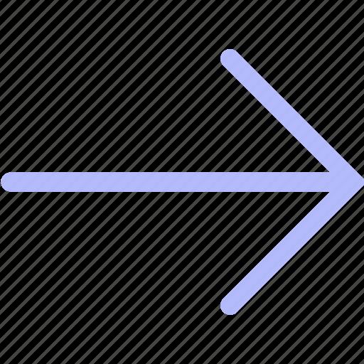 arrow, forward, mix, set icon