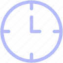 alarm, circle, clock, date, schedule, time, watch icon