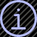 circle, info, information, mix, set icon