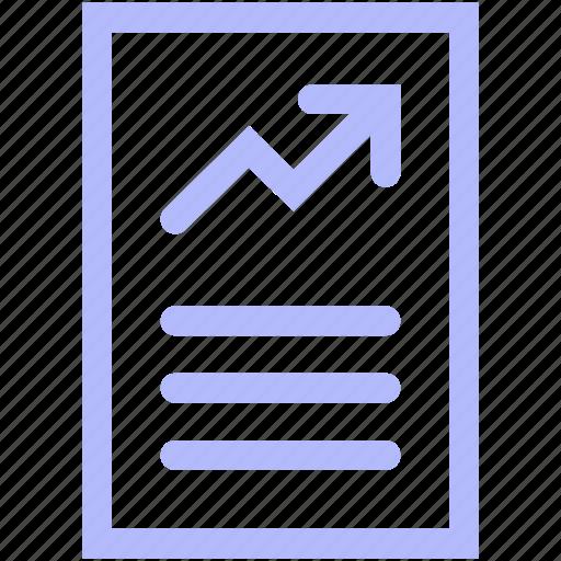 analytics, business, chart, data, diagram, graph icon