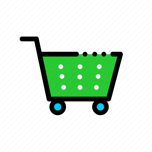 buy, shop, shopping cart, truck icon