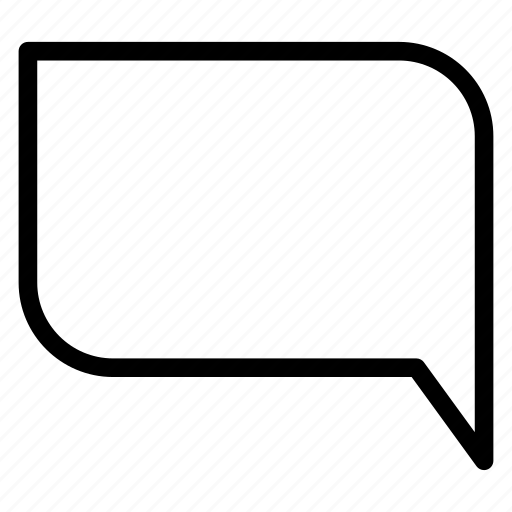 box, chat, comment, comment box icon