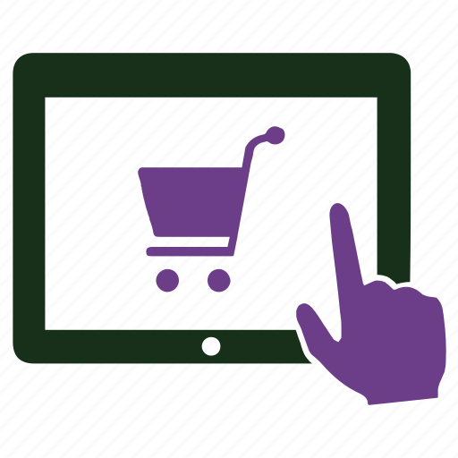 ecommerce, online shopping, purchase icon