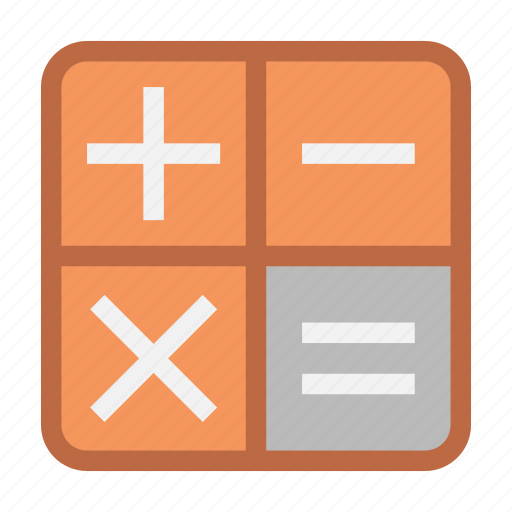 calculate, calculator, count, math, operation, science icon