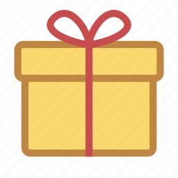 bonus, christmas, free, gift, give, present icon