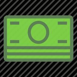 buck, cash, dollar, earn, money, pay icon
