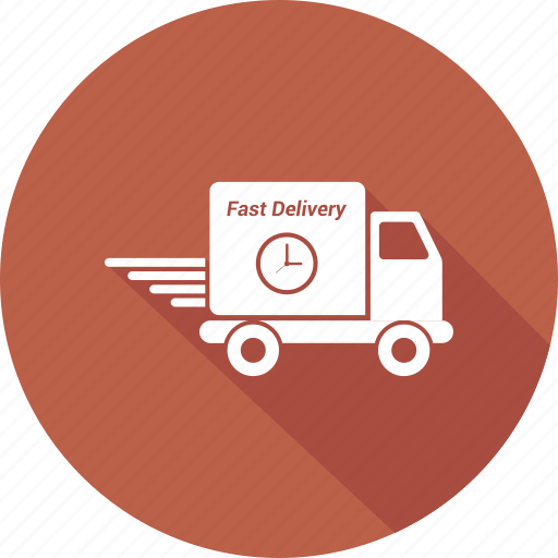 delivery, service, shopping icon