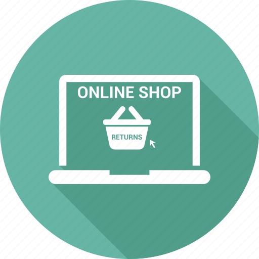 computer, gift, laptop, marketing, online, shoping, technology icon