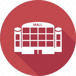 departmentstore, mall, shopping, store icon