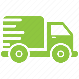 courier, delivery, express, fast, package, shipping icon