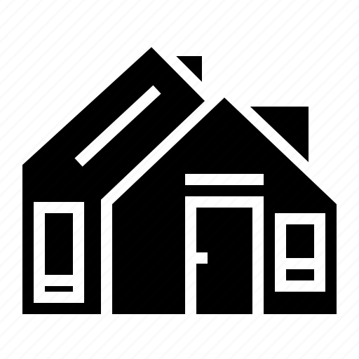 address, architecture, building, estate, home, house, office icon