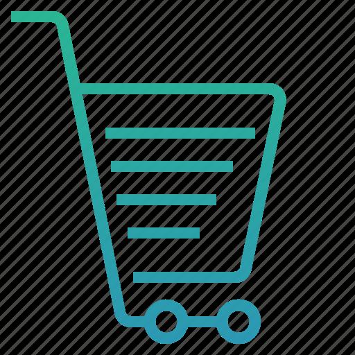 basket, cart, ecommerce, market, shop, shopping, store icon