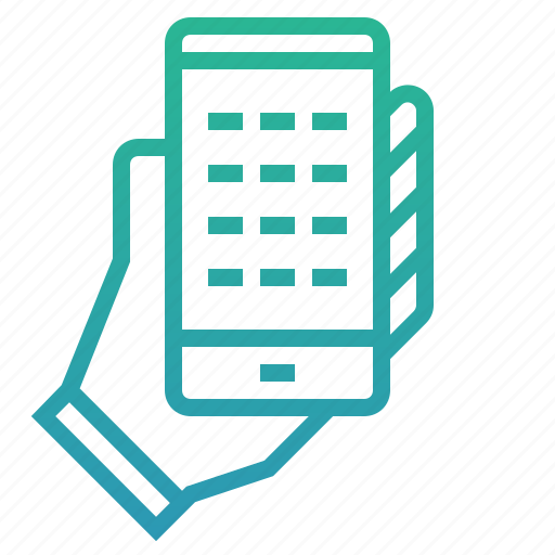call, communication, contact, mobile, phone, smartphone icon