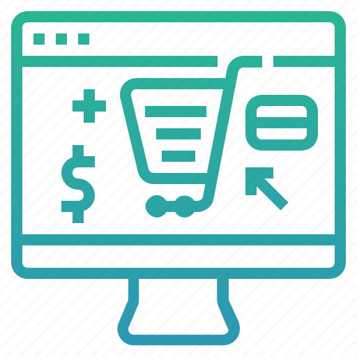 cart, ecommerce, online, payment, shop, shopping, web icon