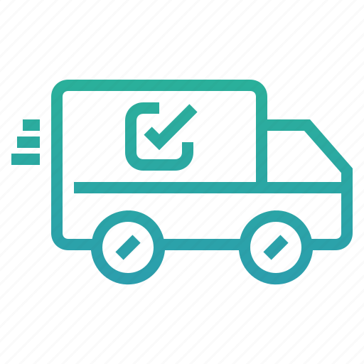 car, cargo, delivery, service, shipping, transport, truck icon