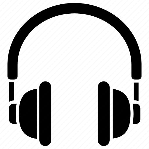 Earphone, hands free, headphone, listening device, wireless headphone icon - Download on Iconfinder