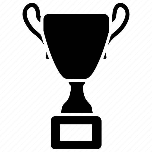 award, champion trophy, prize, trophy cup, winner icon