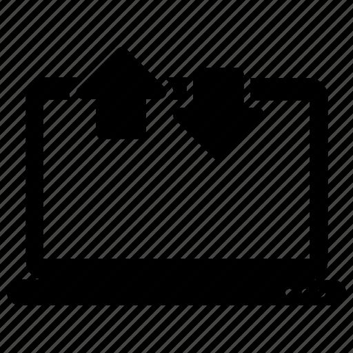Computer data storage, information access, information management, information technology, sending information icon - Download on Iconfinder